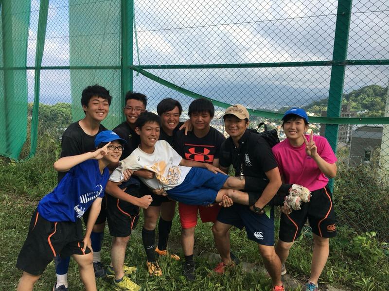 小樽潮陵高校ラグビー部 2部練習合宿が終了