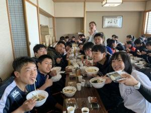 GW富良野遠征(小樽潮陵高校ラグビー部)